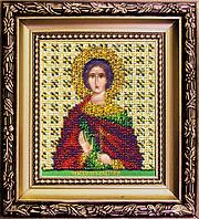 """Набор для вышивки бисером Чарівна Мить Б-1131 """"Икона святой мученик Анатолий"""""""