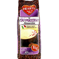 Капучіно hearts amaretto (амарето) 1кг