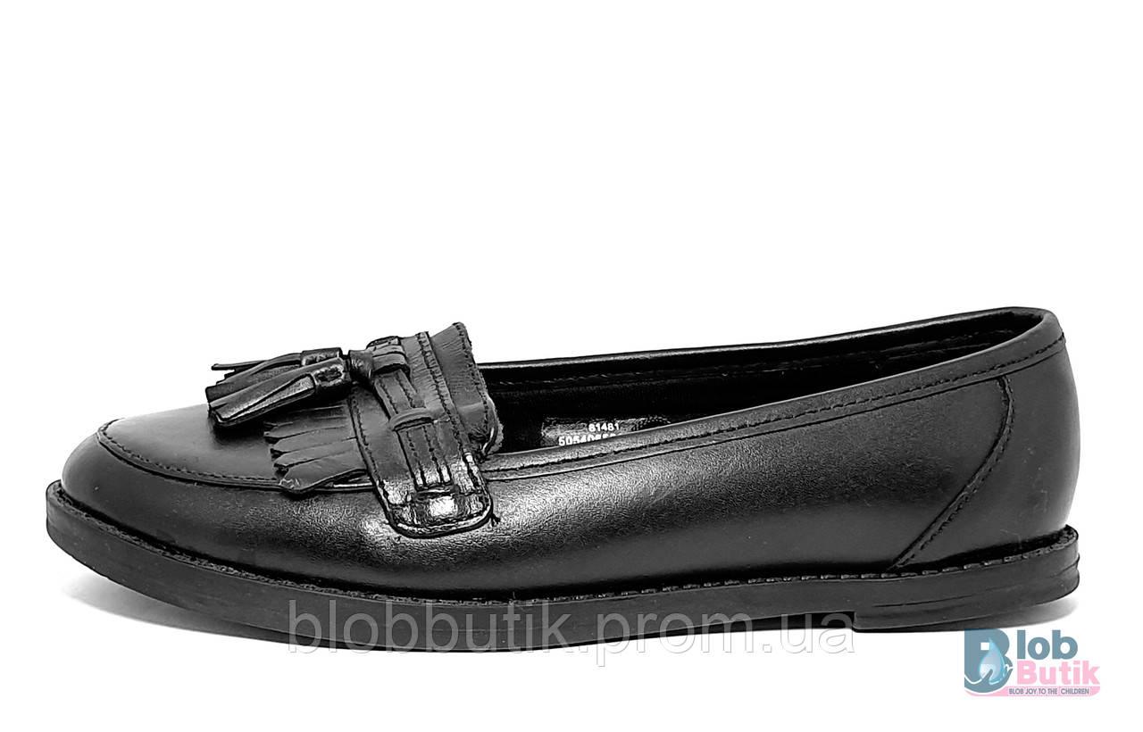 Туфли детские классические для девочки.