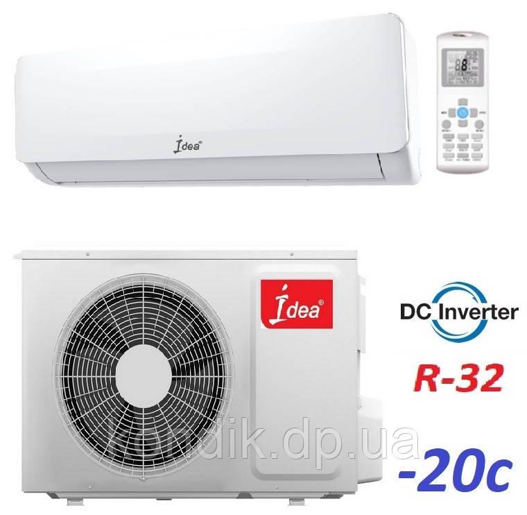 Кондиционер Idea ISR-12HR-SA0-DN8 ION DC Inverter