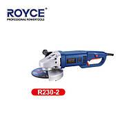 Болгарка (УШМ) Royce RAG230-2350