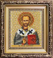 """Набор для вышивки бисером Чарівна Мить Б-1234 """"Икона святитель Иоанн Златоуст"""""""