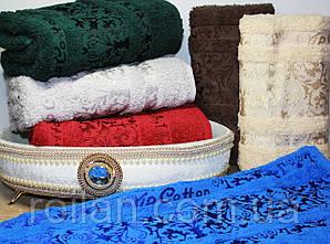 Метровые турецкие полотенца HAYAL