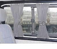 Автомобильные шторы Volkswagen Transporter Т-4 1996-2003 серые