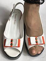 Модні босоніжки на невисокій платформі.Натуральна шкіра. Розмір 36. 37.38,39.Туреччина. Магазин Vellena, фото 10