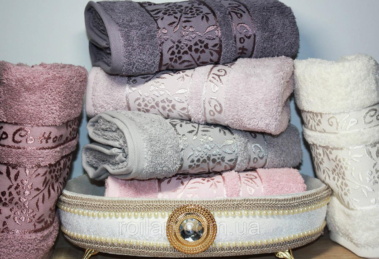 Метровые турецкие полотенца BUKET