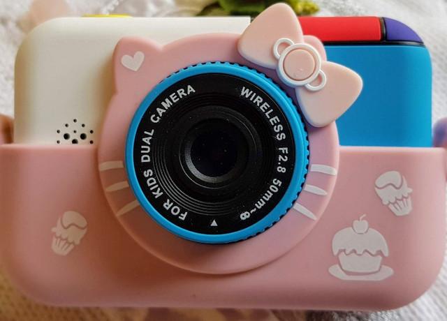 Детский фотоаппарат на 2 камеры