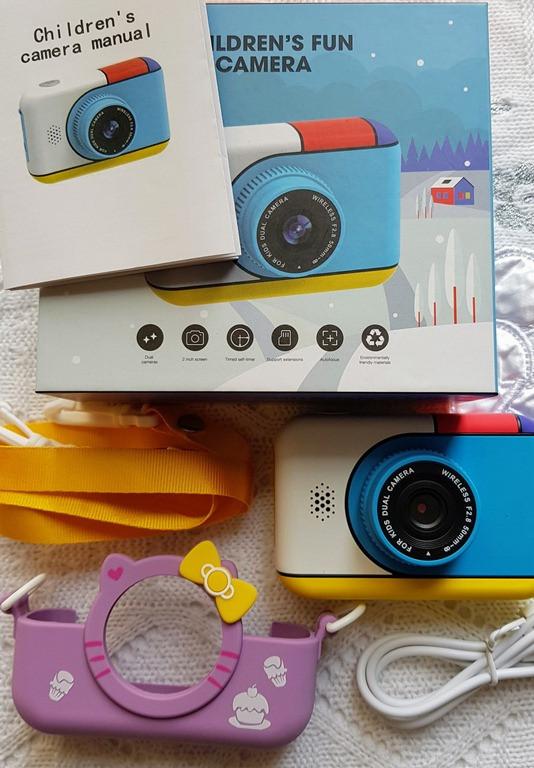 цифровой фотоаппарат для ребенка