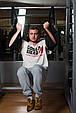 Петли Береша атлетические подвесные B3, с ручками для тяги и отжиманий, фото 2