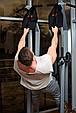 Петли Береша атлетические подвесные B3, с ручками для тяги и отжиманий, фото 3