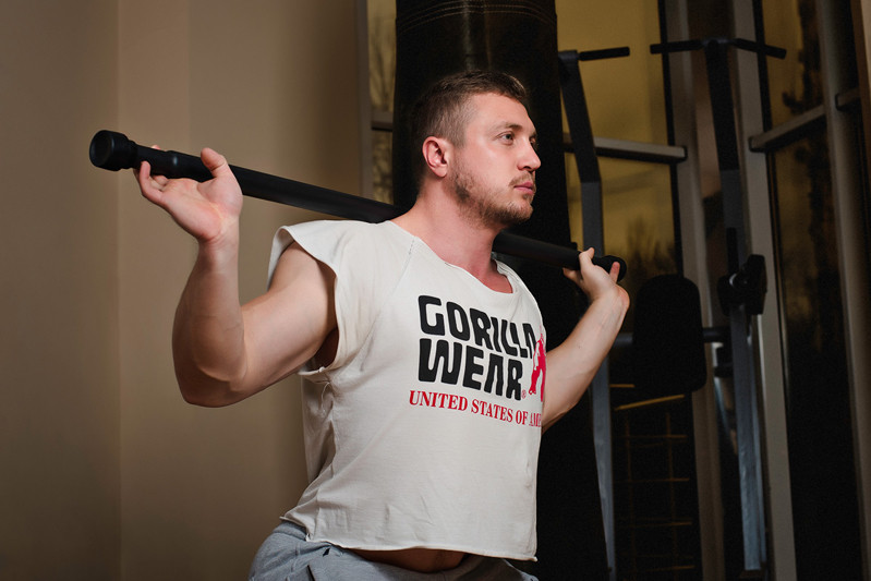 Палка гимнастическая (Боди бар) 5 кг