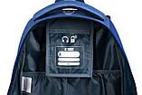 Рюкзак ST RIGHT BP57  MELANGE STRIPES 45x30x20 см 25 литров, фото 2