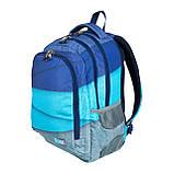 Рюкзак ST RIGHT BP57  MELANGE STRIPES 45x30x20 см 25 литров, фото 5