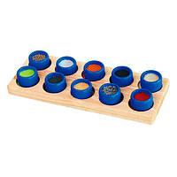 Тактильный набор Viga Toys Фактуры (58483)