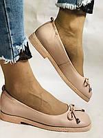 Стильные! Женские туфли -балетки из натуральной кожи 37-40 Супер комфорт.Vellena, фото 6