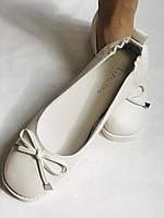Стильные! Женские туфли -балетки из натуральной кожи 35 36.37.38.39.40. Супер комфорт.Vellena, фото 9