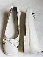 Стильные! Женские туфли -балетки из натуральной кожи 35 36.37.38.39.40. Супер комфорт.Vellena, фото 10