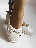 Стильные! Женские туфли -балетки из натуральной кожи 35 36.37.38.39.40. Супер комфорт.Vellena, фото 3