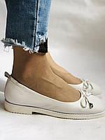 Стильные! Женские туфли -балетки из натуральной кожи 35 36.37.38.39.40. Супер комфорт.Vellena, фото 5