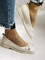 Стильные! Женские туфли -балетки из натуральной кожи 35 36.37.38.39.40. Супер комфорт.Vellena, фото 6