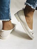 Стильные! Женские туфли -балетки из натуральной кожи 35 36.37.38.39.40. Супер комфорт.Vellena, фото 7