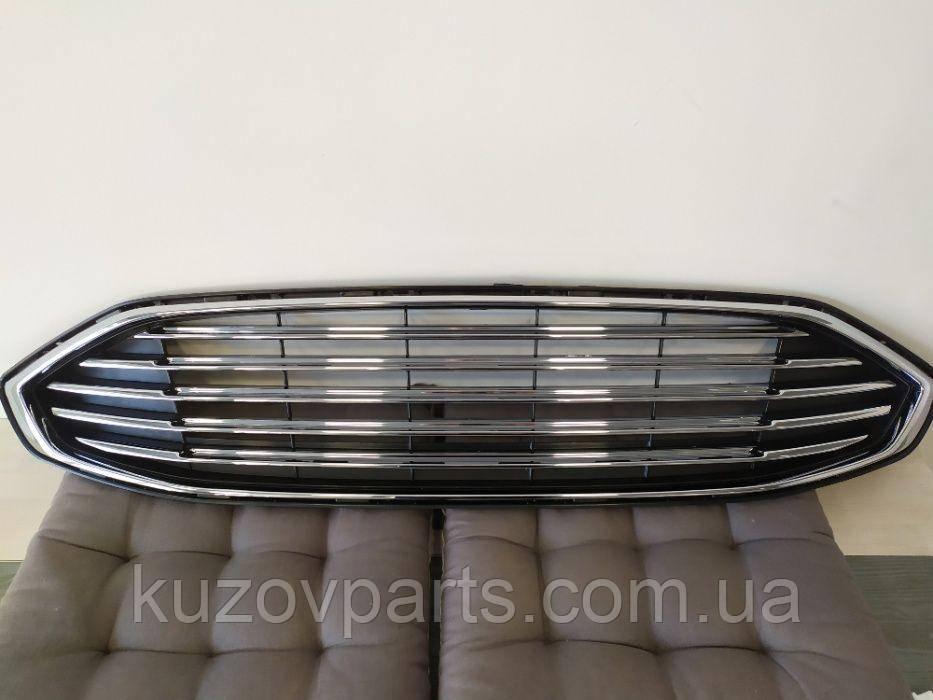 Решетка радиатора Ford Fusion Mondeo MK5 2019