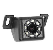 Камера заднего вида с подсветкой 8 диодов (КЗВ-101-8Д)