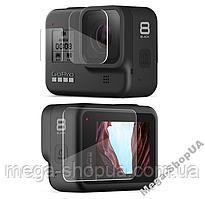 Защитные стекла для GoPro Hero 8 Black. Защитное стекло для GoPro Hero 8 Black. Захисне скло для GoPro Hero 8
