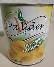 Персик половинки в сиропі Pavlides 850 мл (Греція)