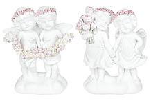 Декоративная композиция Ангелочки, 2 вида, 13см BonaDi 887-125