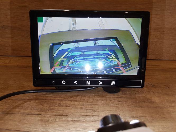 """Автомобильный монитор 7"""" дюймов + MP5 + USB + TF (М3-113-MP5)"""
