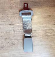 Подовжувач ременя безпеки 26 см (УРБ-5-2) Сірий