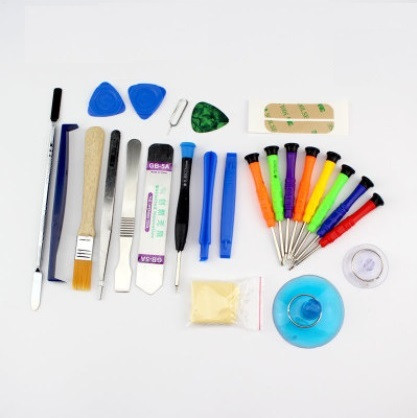 Набор инструментов для ремонта мобильных телефонов 25 в 1 (НИ-1007-4)