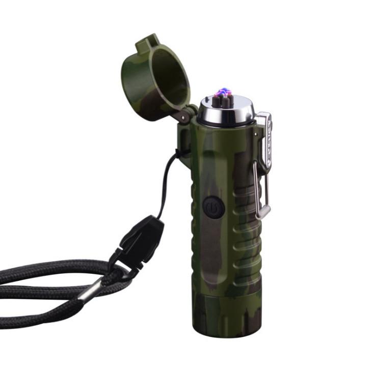 USB запальничка – ліхтарик електроімпульсна (ЮСБ-117-2)