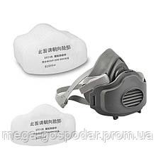 Фильтр пылезащитный хлопок,сменный фильтр для полумасок 3М 3200