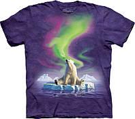 3D футболка The Mountain 103009 Polar Vision