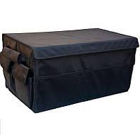 Органайзер складаний з кришкою для багажника авто (АО-404), фото 1