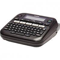 Принтер для печати наклеек Brother P-Touch PT-D210VP в кейсе
