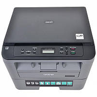 МФУ A4 ч/б Brother DCP-L2500DR