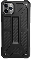 Чехол UAG для iPhone 11 Pro Max Monarch, Carbon Fiber