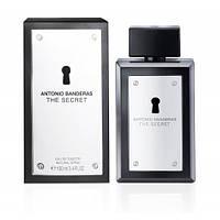 Туалетная вода Antonio Banderas THE SECRET 100 ml МУЖСКОЙ