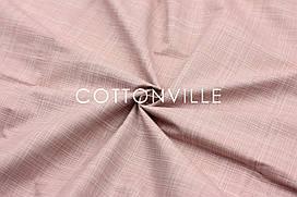 Ранфорс  240 см Полотно пудрово-розовое
