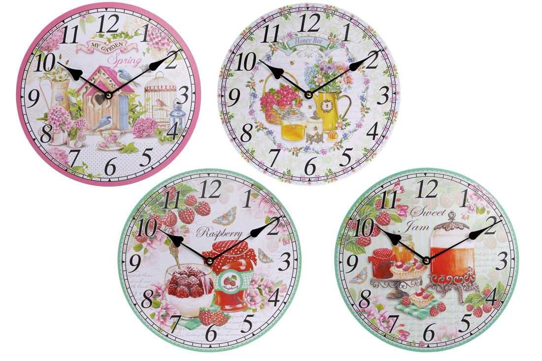 Часы настенные деревянные BonaDi 487-308