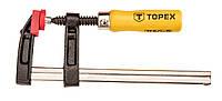 Струбцина TOPEX тип F 50 x 150 мм