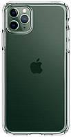 Чехол Spigen для iPhone 11 Pro Liquid Crystal, Crystal Clear