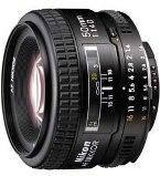 Объектив Nikon 50 mm f/1.4D AF NIKKOR