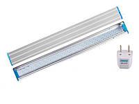 Фитолампа для аквариума светодиодная 48 см Пластик