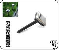 Відлякувач кротів на сонячній батареї ProGarden / Отпугиватель кротов ProGarden на солнечной батарее
