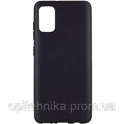 Чехол TPU Epik Black для Samsung Galaxy A41