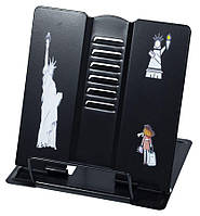 """Подставка для книг металлическая 18х15см """"Travel"""", 1163DSCN"""